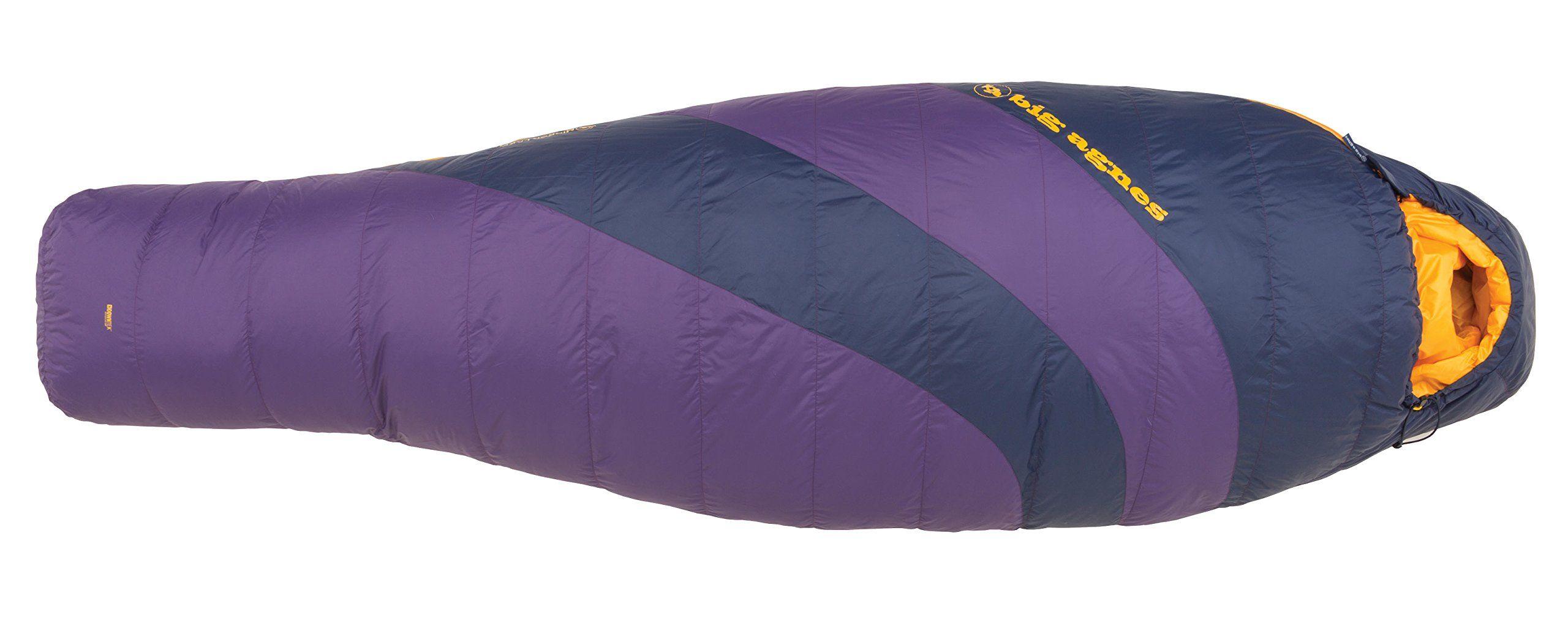 Big Agnes Mirror Lake 20 Sleeping Bag Regular Length