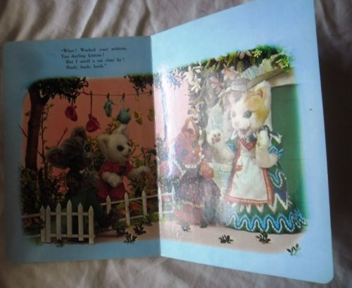 Three Little Kittens Hologram My Tiny 3d Book Series Ebay Little Kittens Kittens Three Little