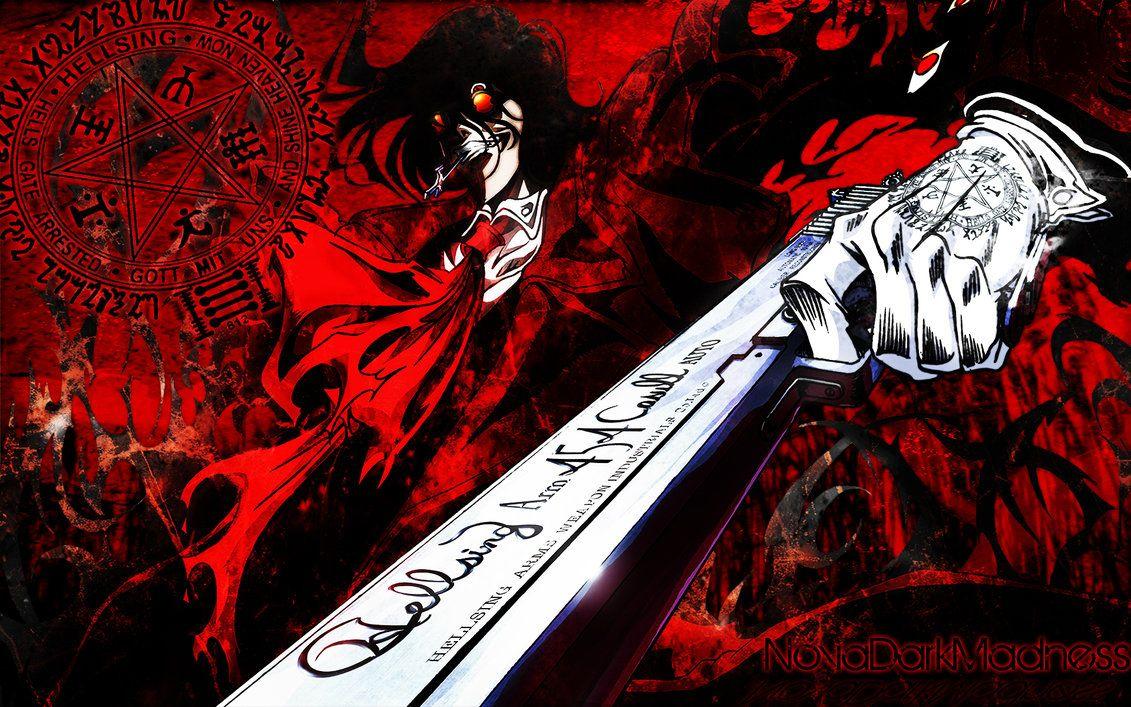 Alucard Hellsing Wallpaper by NovaDarkMadness Alucard