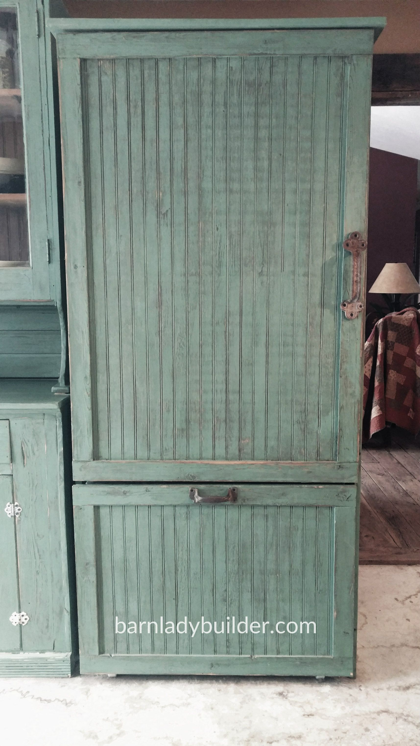 Out with the Old Kitchen and in with the New | Farmhouse kitchens ...