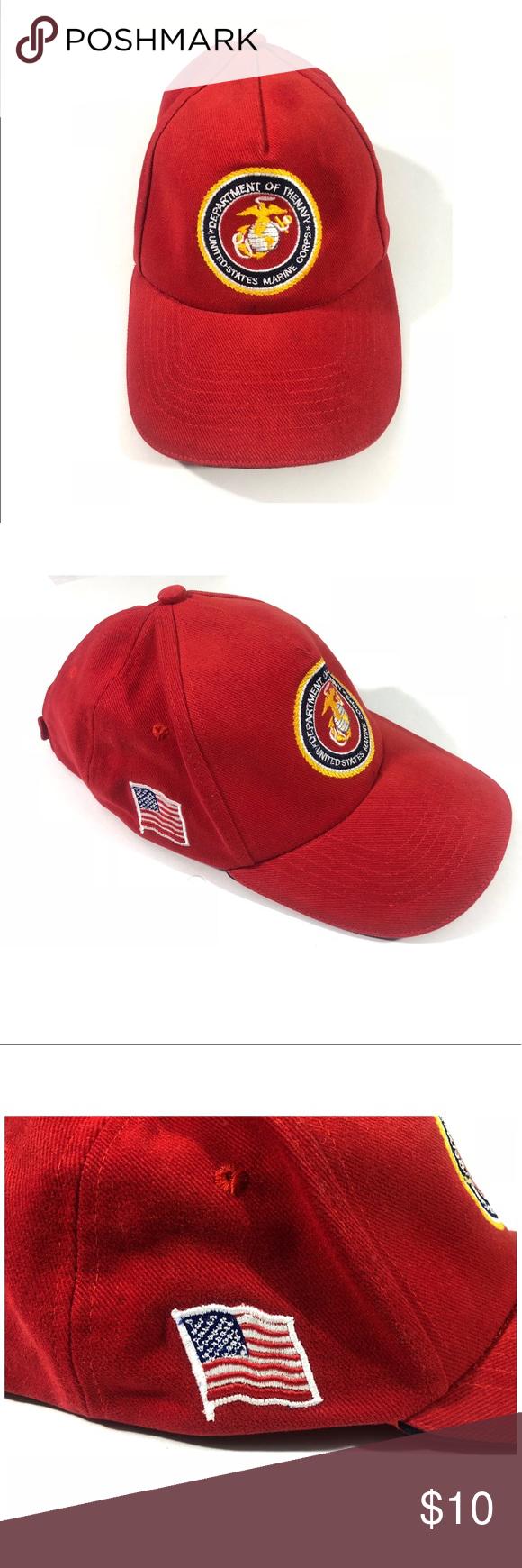 cf4d95c100c USMC Marines Corps Semper Fi Hat Up for sale I have a men s Marine Corps  United