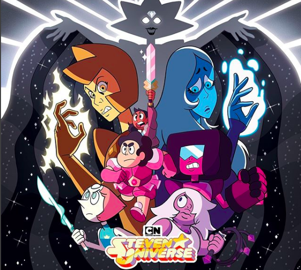Captura De Pantalla 2018 11 19 A Las 1 38 42 P M Steven Universe Steven Universe Diamantes Steven Universe Fusiones