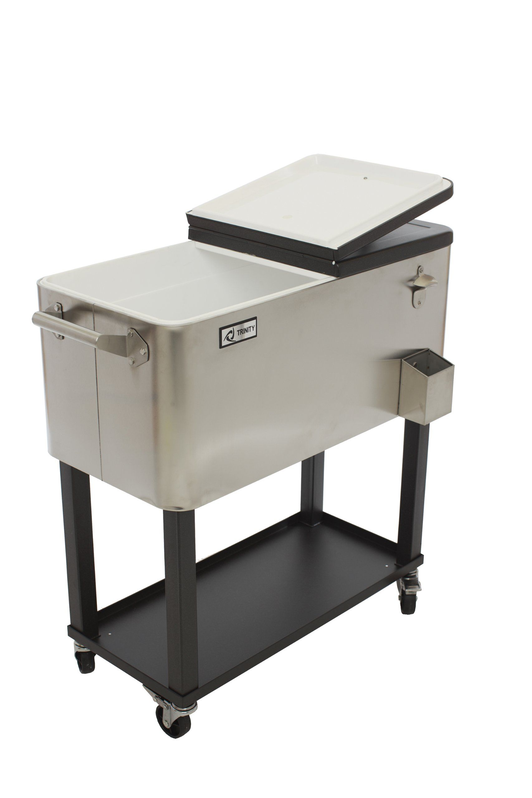 TRINITY THL0802 Stainless Steel Cooler with