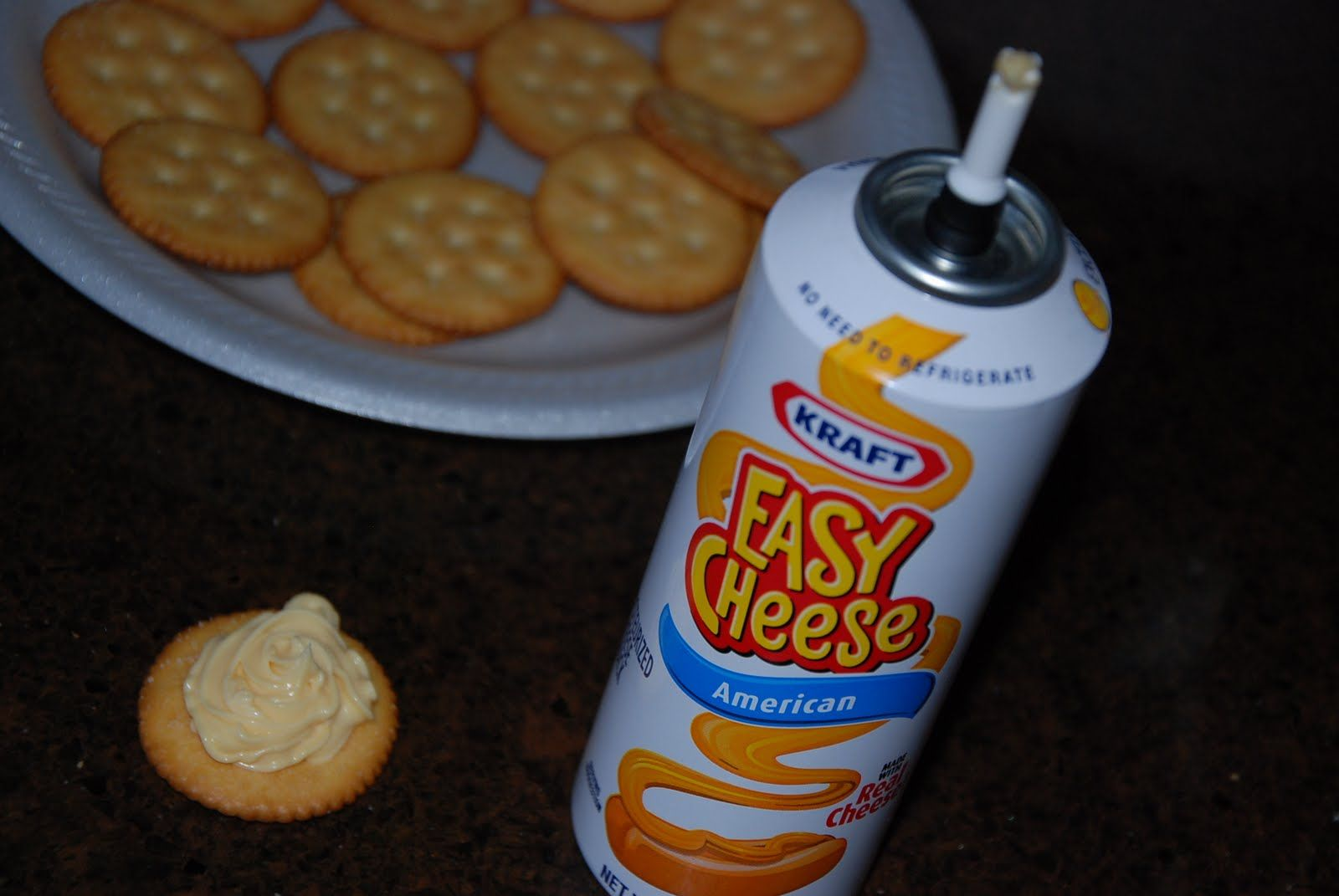 Easy cheese snacks | Parties: White Trash Bash in 2019