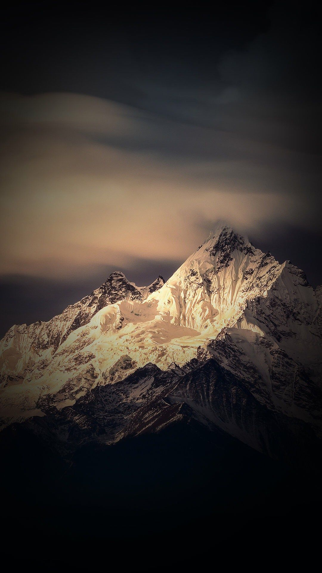Cool Hd Mountain Iphone Android Wallpaper