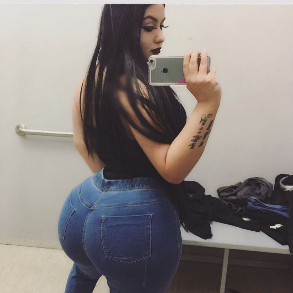 dopebruja | jeans | pinterest | thighs, goddesses and curves