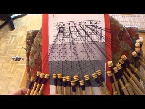 Bolillos Punto Virgen 1.MP4 - YouTube