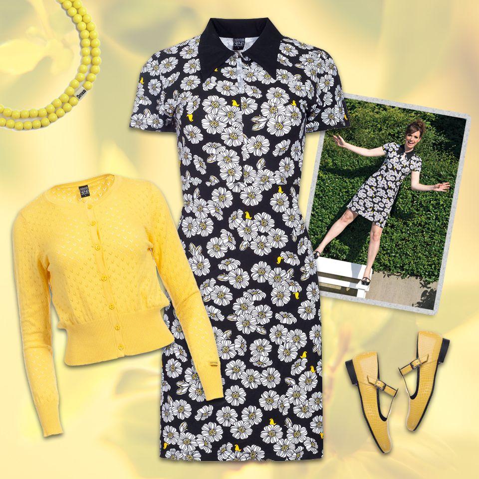 Hello Yellow <3 Med disse super skønne solskinsgule styles kan sommeren bare komme an!