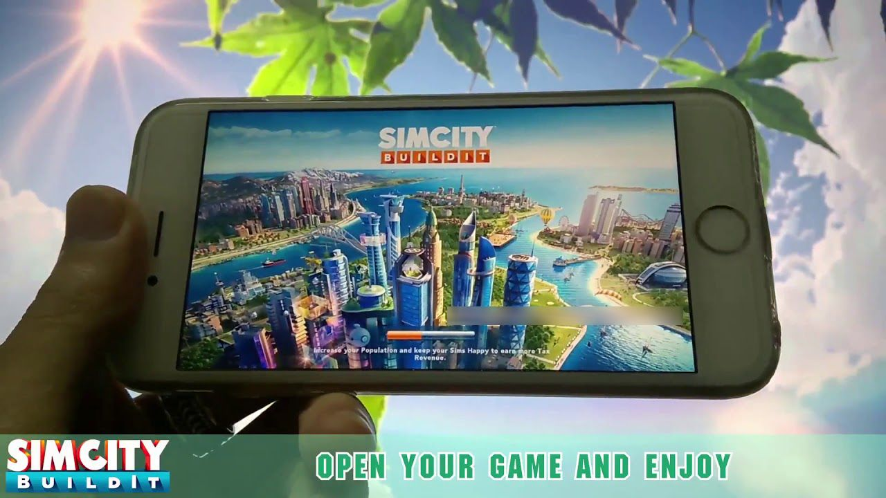 simcity hack ios no survey