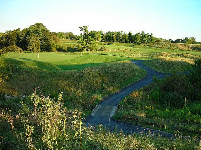 Blackwolf Run (River) - Kohler, WI (#71 in Golf Digest\'s Top 100 ...