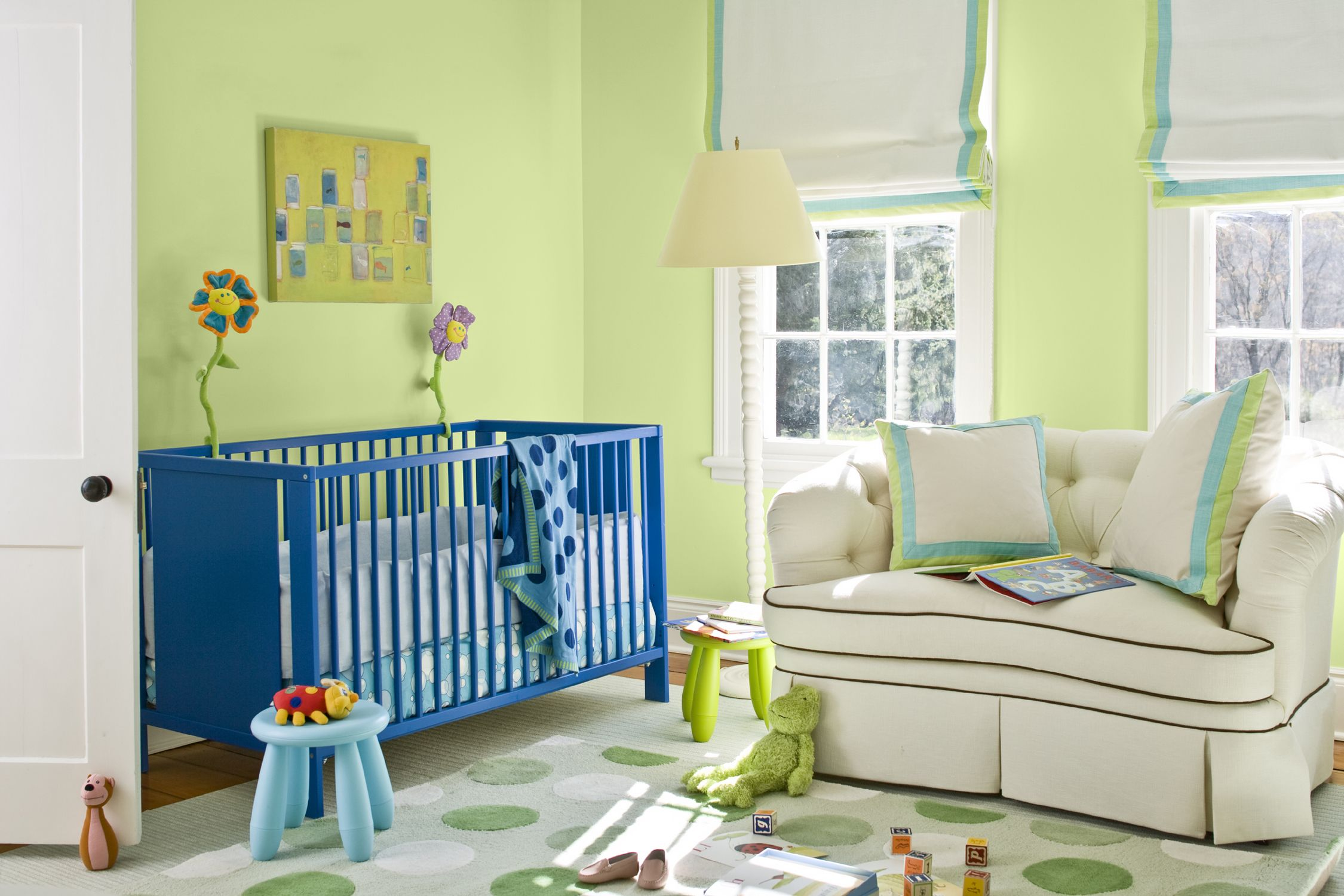 benjamin moore key lime 231-50   paint colors   pinterest
