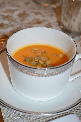Smoky Sweet Potato Soup!