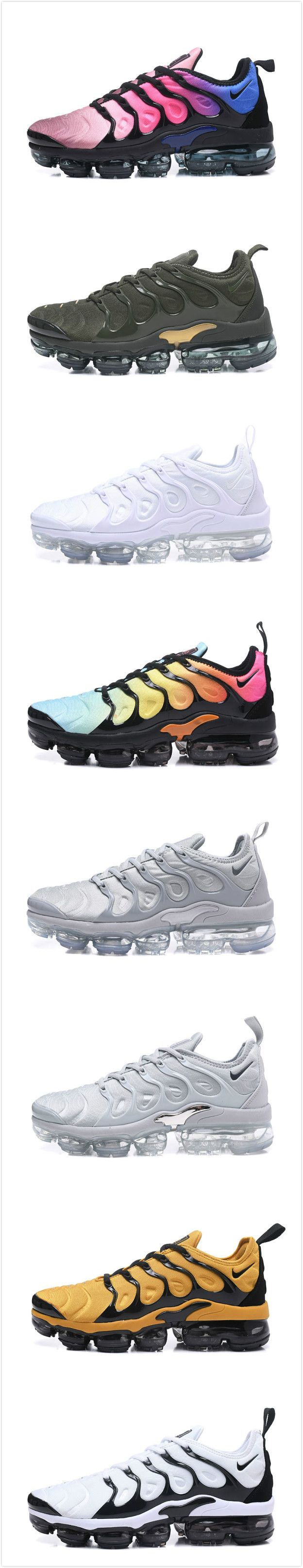 promo code 63e7d 50125 Cheap Nike Air Max TN 2018 Plus Mens shoes 8 Color For Wholesale To  Worldwide and Free Shipping