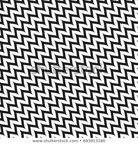 Vector Zigzag Chevron Seamless Pattern Diagonal Curved Wavy Zig Zag Linesvector Zigzag Chevron Seam Seamless Patterns Geometric Background Chevron