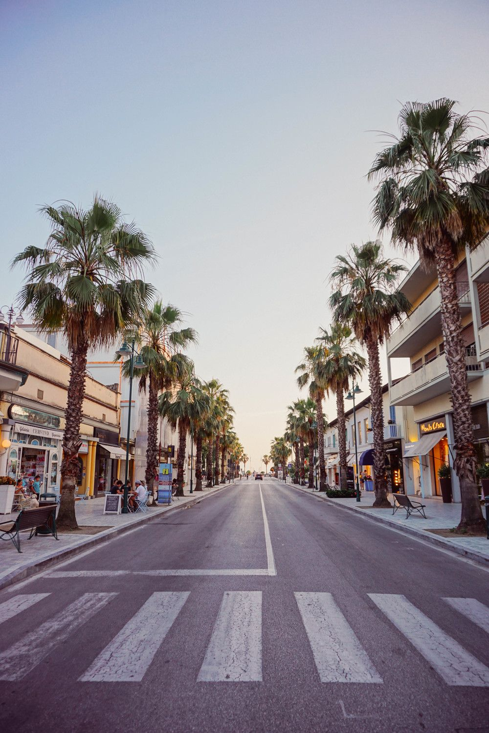 Forte Dei Marmi Italy The Best City For Shopping In The Italian