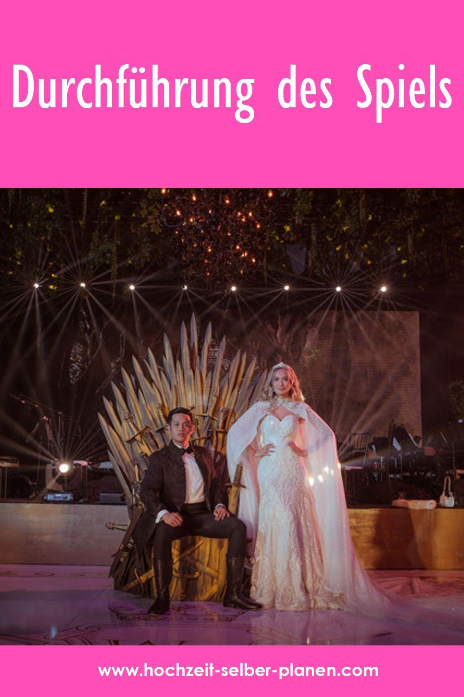 Durchfuhrung Des Spiels Hochzeitsplanung Hochzeit Planen