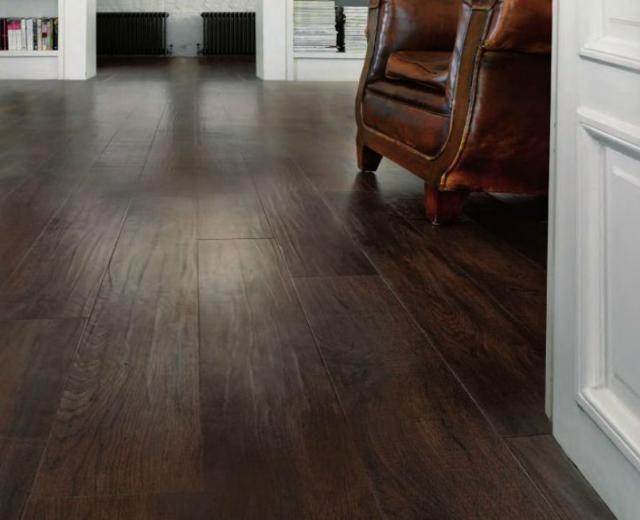 Best To Worst: Grading 13 Basement Flooring Ideas: Basement Flooring Ideas:  Luxury Vinyl