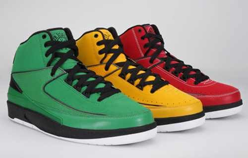 best website 761bc 17a1b ... order the air jordan 2 high tops and low tops were very stylish making  them as ...