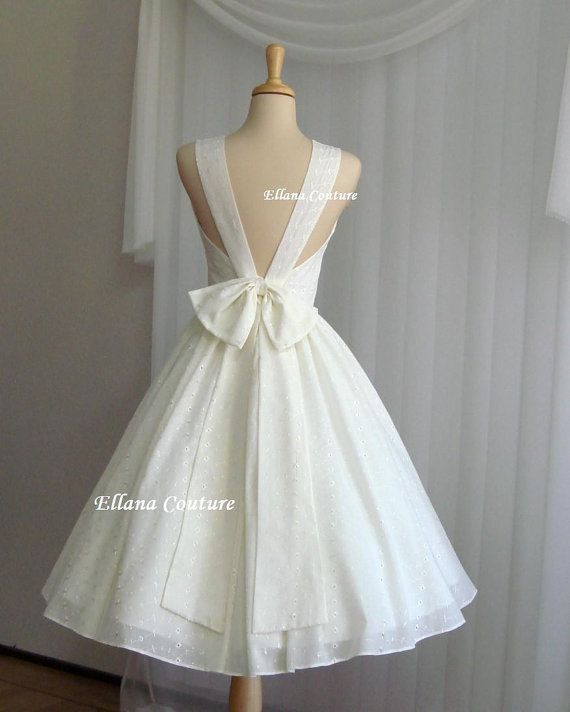 Maggie Ercream Eyelet Cotton Wedding Dress Also Available In White