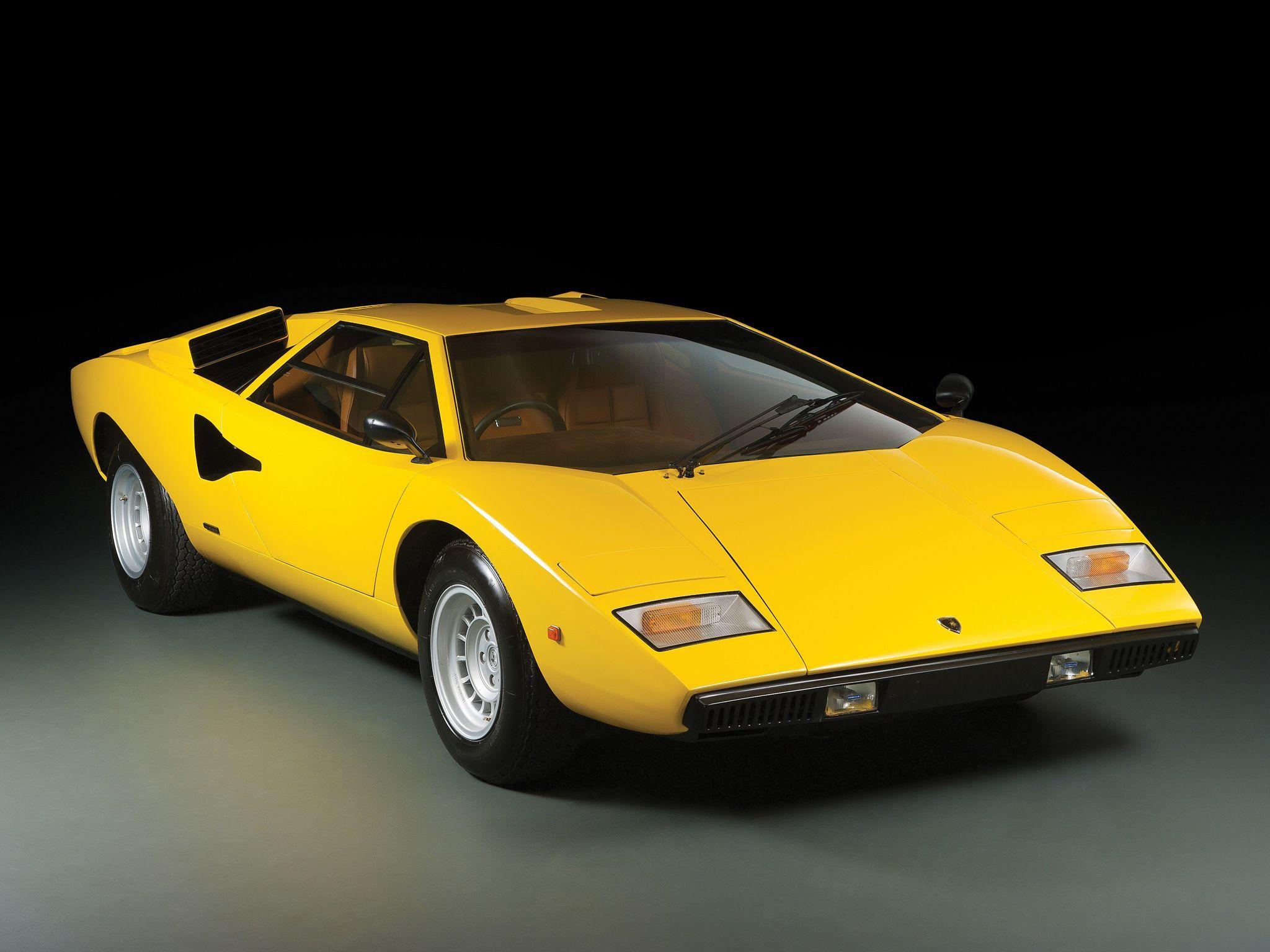 1974 Lamborghini Countach LP400 UK | Carwallpapers.hu háttérkép | LA ...