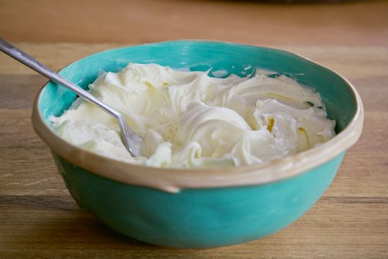 How to make Homemade Mascarpone Cheese (just 2 ingredients!)