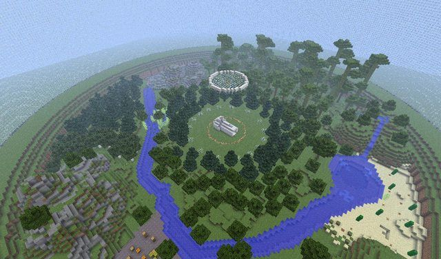 Minecraft Earth Maps Download 1.5 2 City - hotpigil1