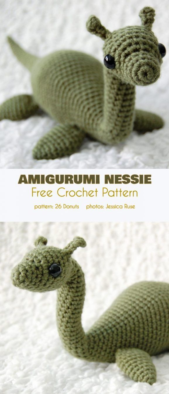 Amigurumi Monsters Free Crochet Patterns – crochet patterns