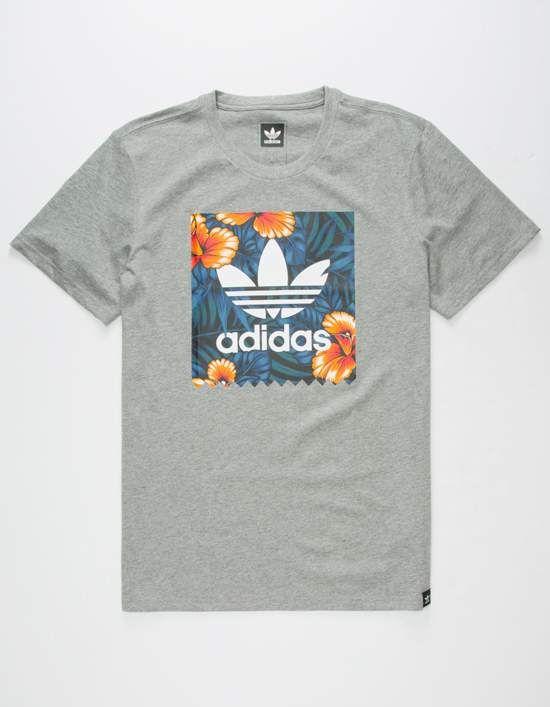 ADIDAS Sweet Leaf Blackbird Mens T-Shirt  b6246a100