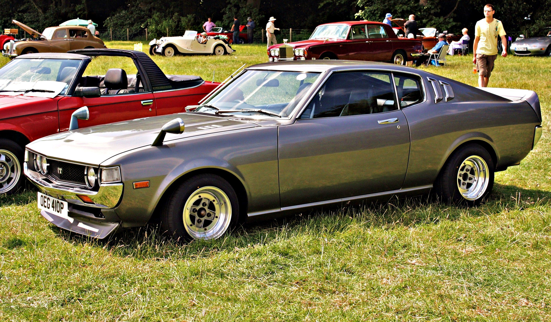 1978 Toyota Celica Gt Toyota Celica 2000 Gt Liftback 1978