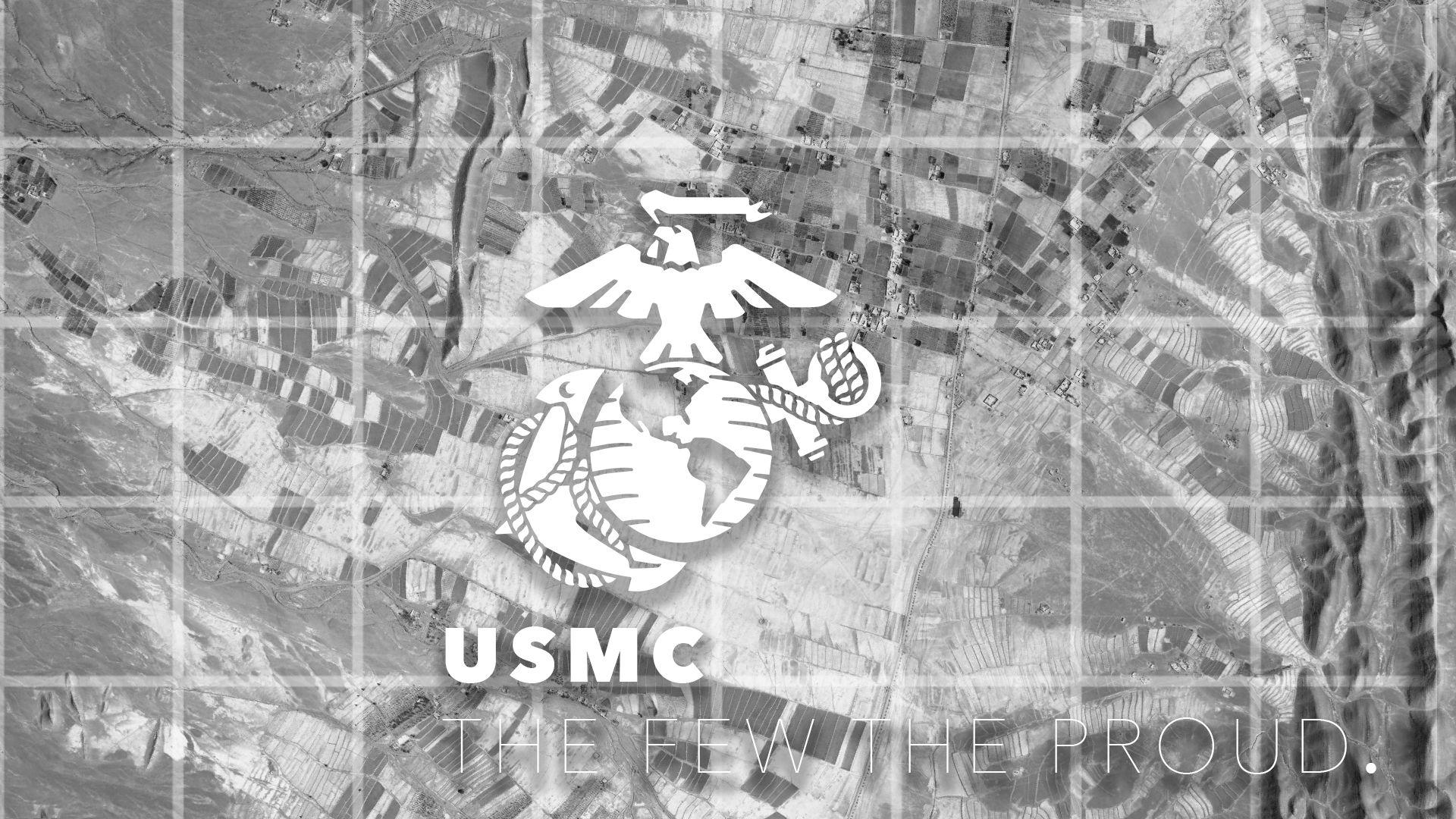 USMC Wallpaper I Made 1920x1080