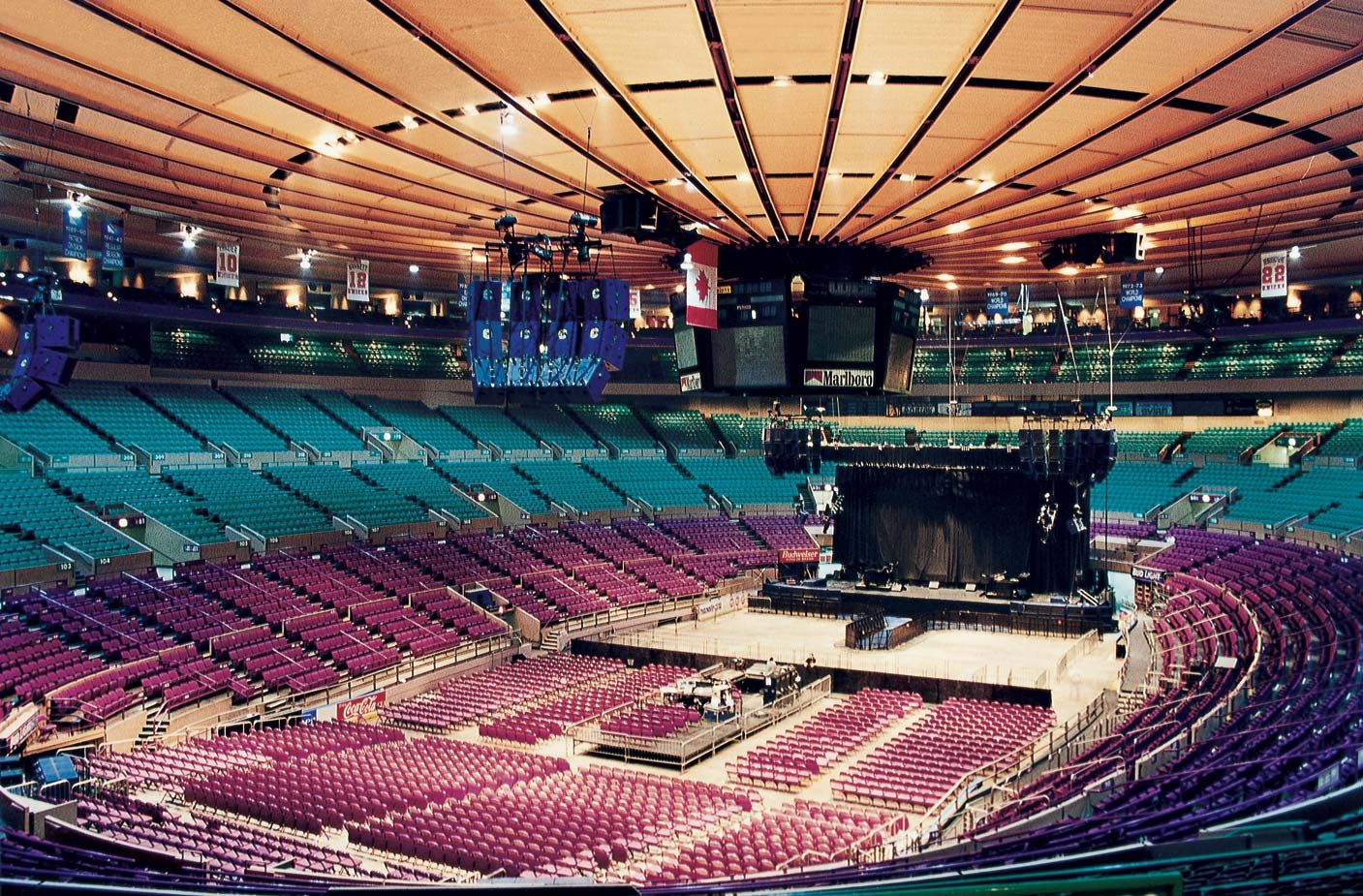 17 Best ideas about Madison Square Garden Concert on Pinterest