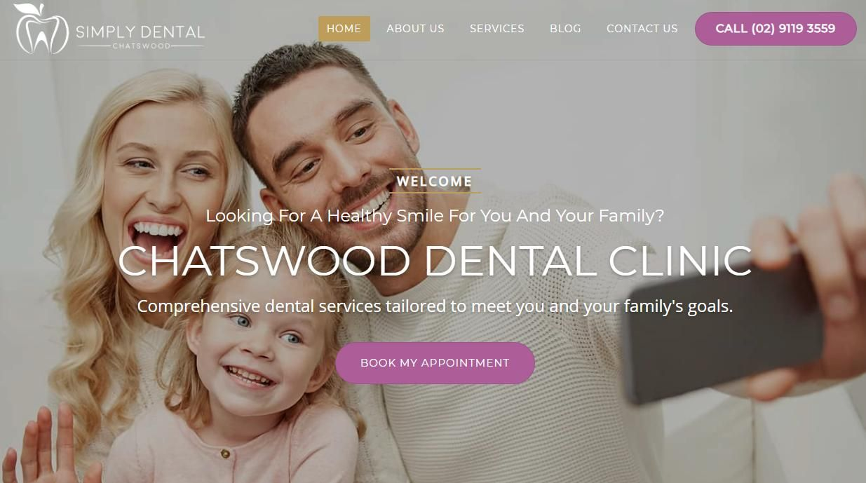 Dentist Chatswood - Dentistry in NSW 2067 | Simply Dental Chatswood #dentalcare