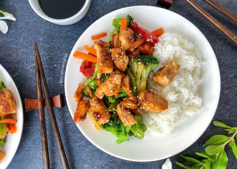 Honey Soy Chicken Stir Fry No Excuses Nutrition Honey Soy Chicken Soy Chicken Chicken Stir Fry