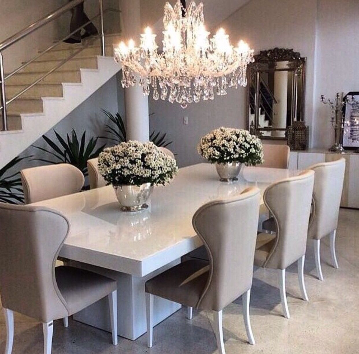 Love! White Dinning TableDinning ...