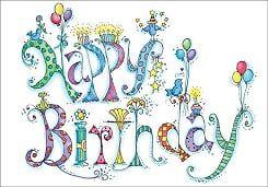 Emailing B2169v Very Special Volunteer Birthday Cards 3