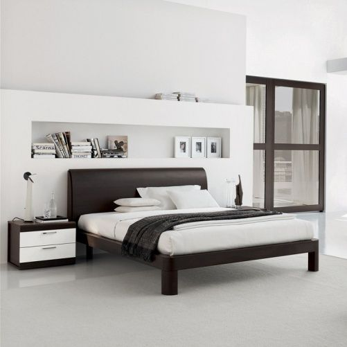 Modern Bedroom Furniture Stores: Amode Ego Modern Italian Bed