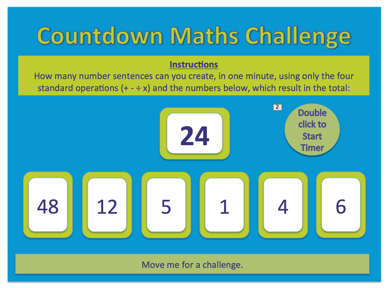 Multiplication Activities Ks2