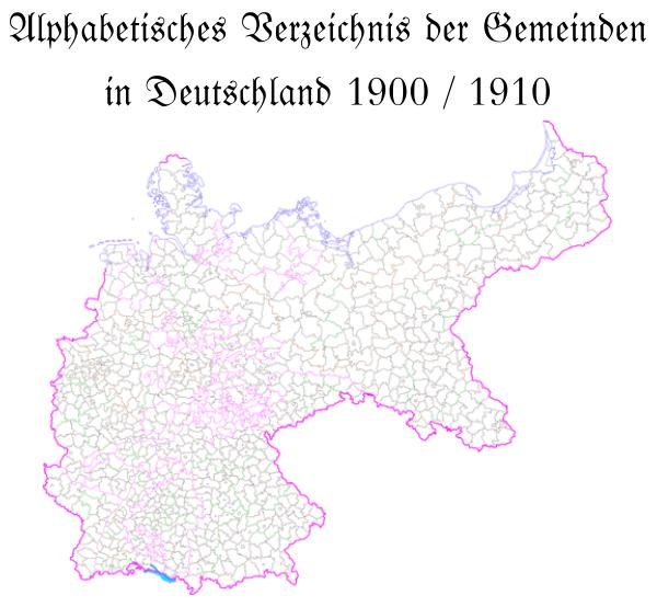 Gemeindeverzeichnis
