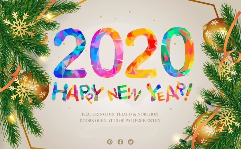 Best Happy New Year 2020 Wishes, Images, Quotes, Status