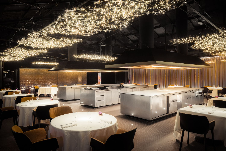 Galería De Cocina Hermanos Torres Restaurant Oab 12 Restaurantes Disenos De Unas Arquitectura Interior