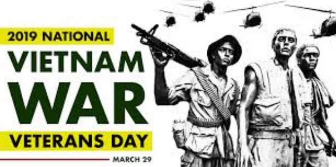Happy Vietnam Veterans Day 2019/2020 Veteran Day