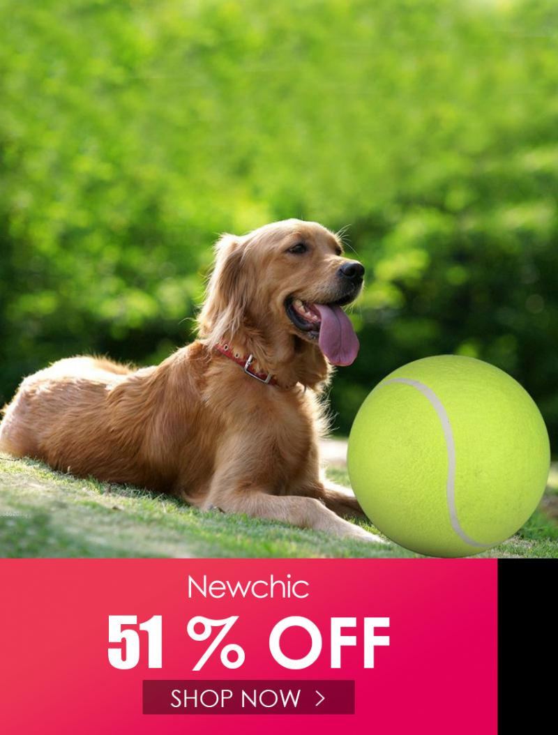Yani Dct 2 Squishy Giant Tennis Ball Dog Toy Chewing Sport Outdoor Game Throw Run Fetch 24cm In 2020 Tennis Ball Dog Toys Tennis