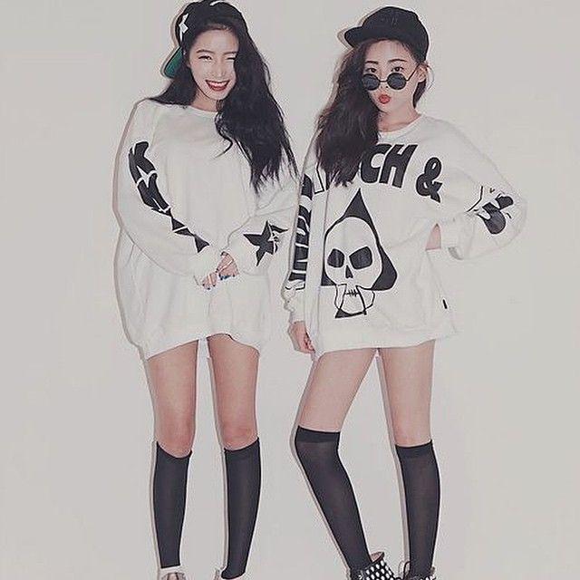 Resultado De Imagem Para Korean Girl Swag Fashion Model