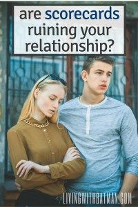 Are Scorecards Ruining Your Relationship? - Elena Peters | Making Midlife Matter