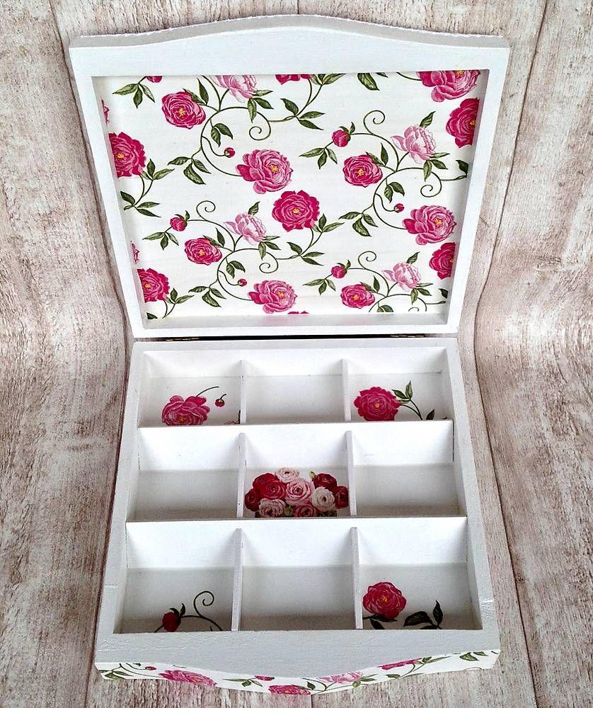 Krabičky - Ružová  - 4868276_
