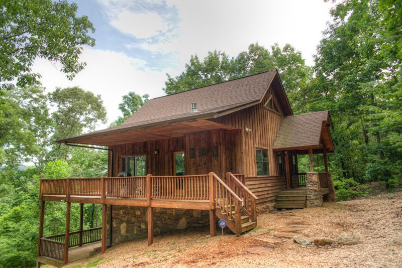Cabin vacation rental in Helen from vacation