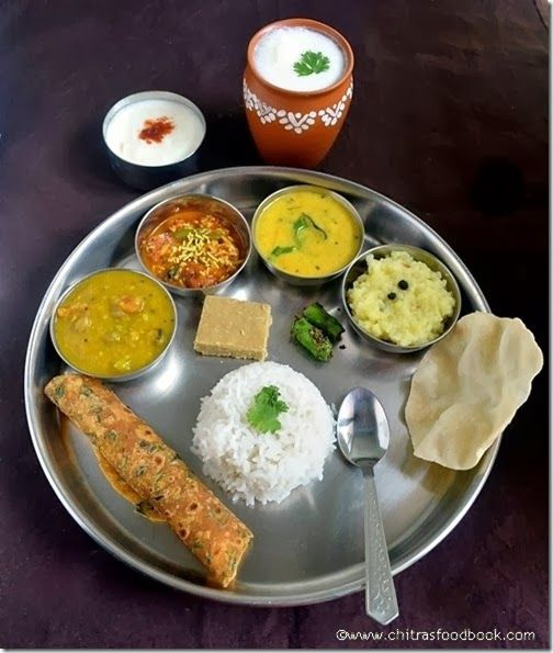 Gujarati thali dalsev tamatar currykadhigreen chilli pickle chitras food book gujarati thali dalsev tamatar currykadhigreen gujarati thaligreen chillilunch menuveg recipesvegetarian recipesindian forumfinder Choice Image