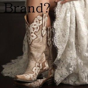 Love Love these for my wedding COWGIRL BOOTS - Google Search | Shoes ...