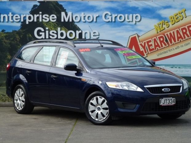 2010 Ford Mondeo Wag 2 3 Auto Good Used Cars Ford Mondeo Used Cars