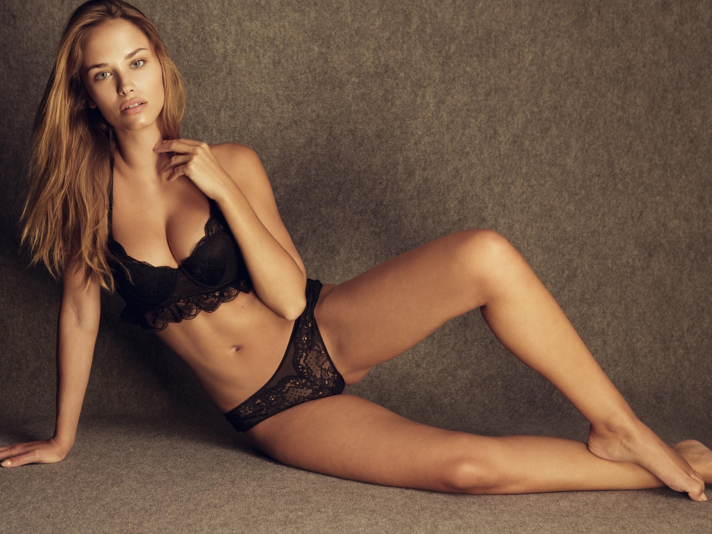 Sexy französische Modelle